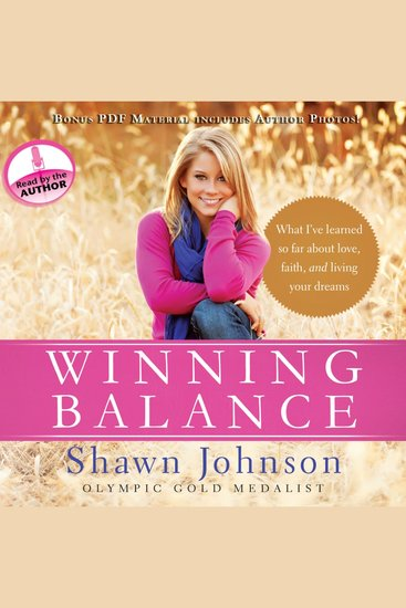 Winning Balance - What I've Learned So Far About Love Faith and Living Your Dreams - cover