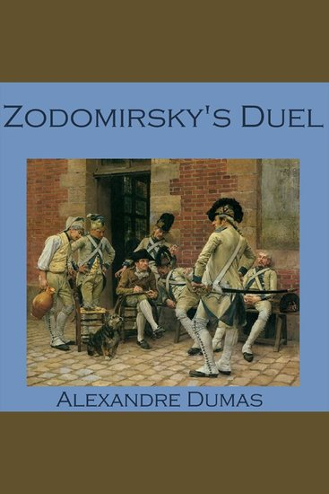 Zodomirsky's Duel - cover