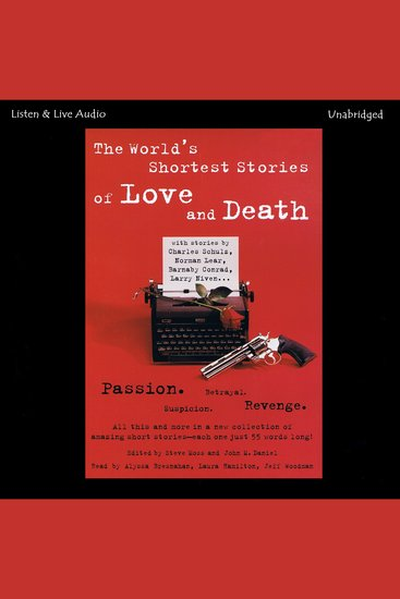 The World's Shortest Stories of Love and Death - cover