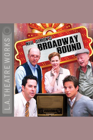 Broadway Bound - cover