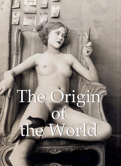 The Origin of the World - cover