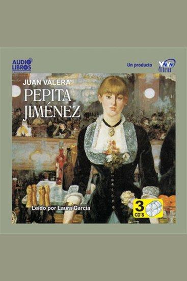 Pepita Jimenez - cover