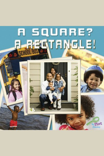 Square A? A Rectangle! - cover