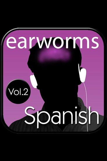 Rapid Spanish Vol 2 - European Edition - cover