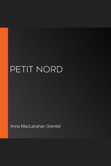 Petit Nord - cover