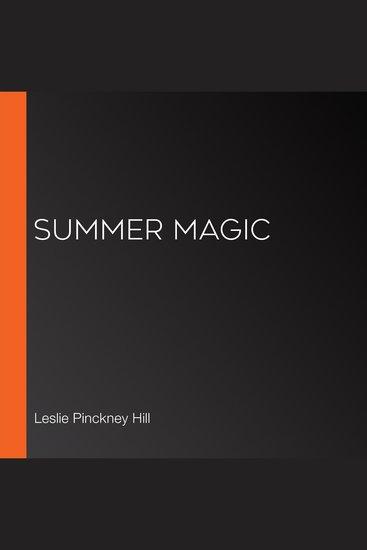 Summer Magic - cover