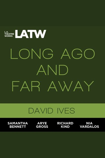 Long Ago and Far Away - cover