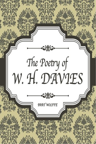 The Poetry of W H Davies - cover