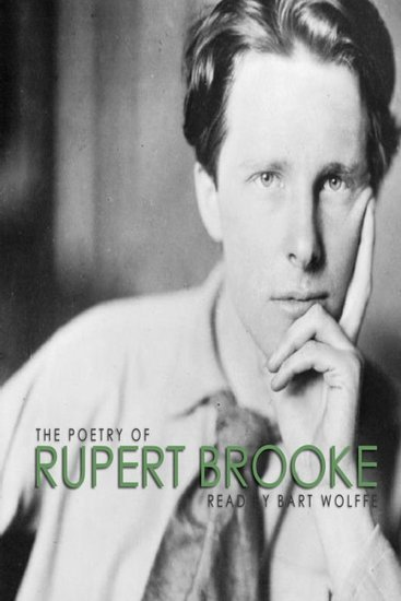 The Poetry of Rupert Brooke - cover