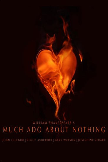 Much Ado About Nothing - cover
