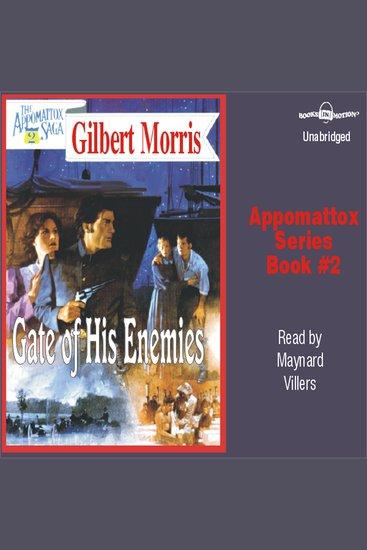 Gate of His Enemies - cover