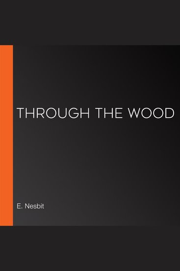 Through the Wood - cover