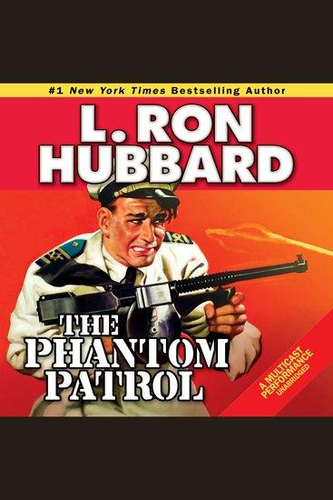 The Phantom Patrol - Golden Age Stories - cover