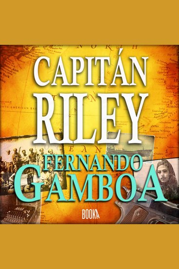 Capitán Riley - cover