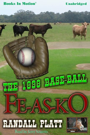 The 1898 Base-Ball Fe-As-Ko - cover