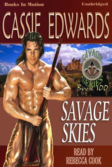 Savage Skies - cover