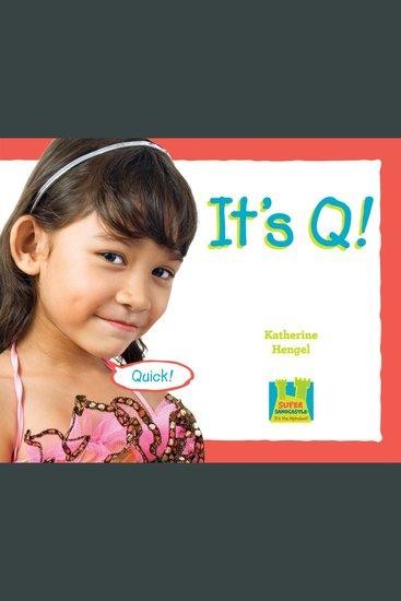It's Q - cover
