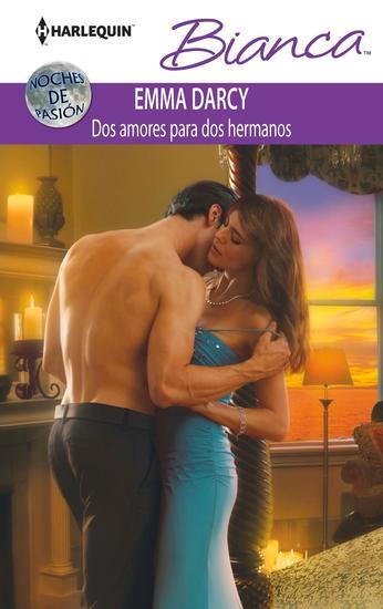 Dos amores para dos hermanos - cover