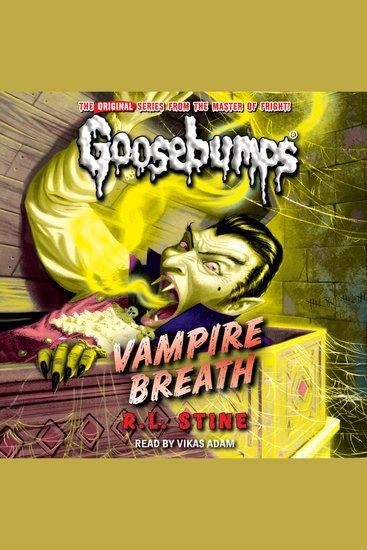 Classic Goosebumps - Vampire Breath - Vampire Breath - cover