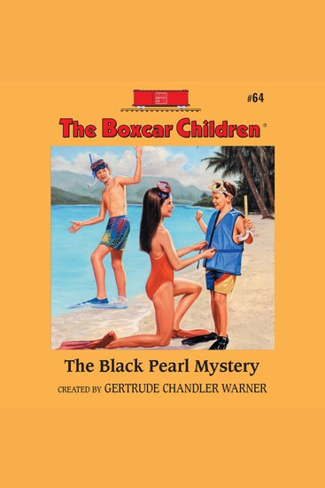 The Black Pearl Mystery - cover