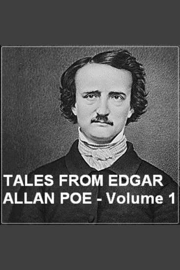 Tales from Edgar Allan Poe - Volume 1 - cover