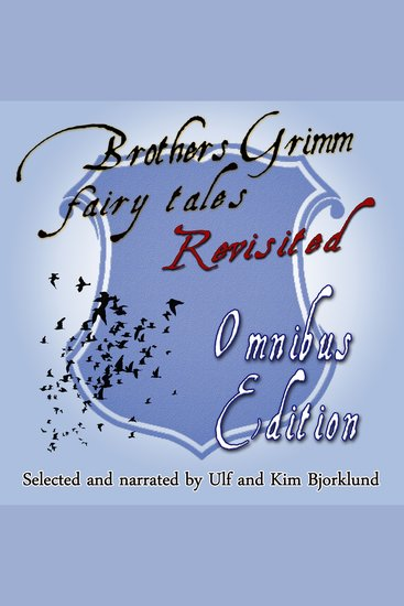 Brothers Grimm Fairy Tales Revisited - cover