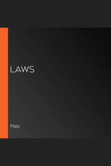 Laws - cover