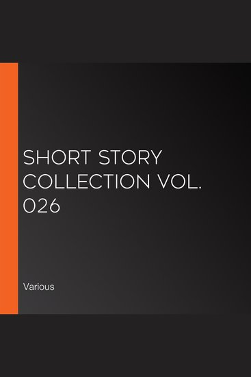 Short Story Collection Vol 026 - cover