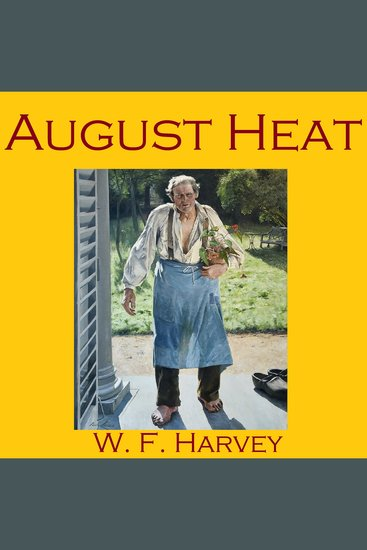 August Heat - cover