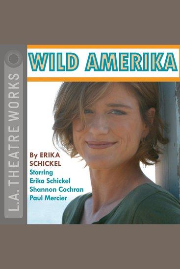 Wild Amerika - cover