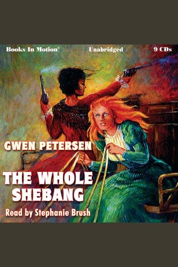 The Whole Shebang - cover