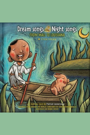 Dream Songs Night Songs from Mali to Louisiana - Lullabies from Around the World - cover