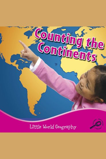 Counting the Continents - cover