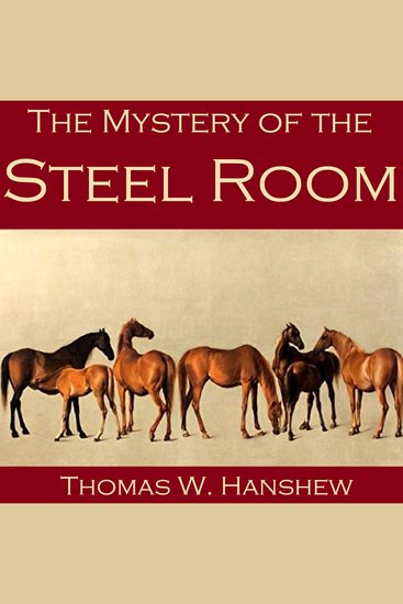 The Mystery of the Steel Room - cover