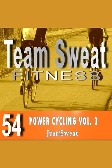 Power Cycling: Volume 3 - Team Sweat - cover