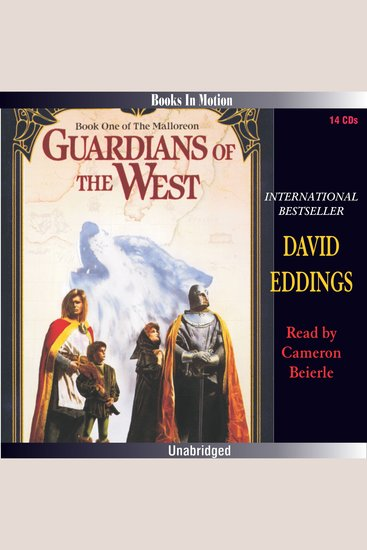 Guardians of the West - cover