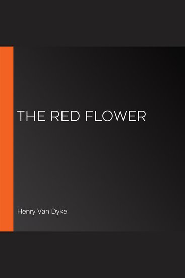 The Red Flower - cover