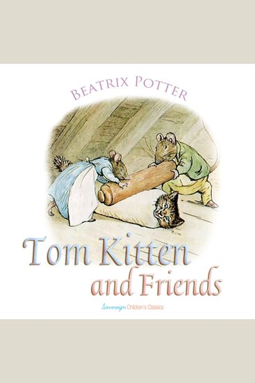 Tom Kitten and Friends - cover