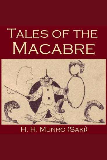 Tales of the Macabre - cover