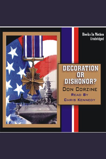 Decoration Or Dishonor - cover