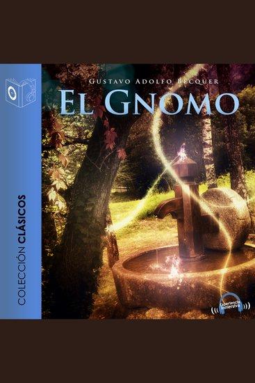 El gnomo - cover