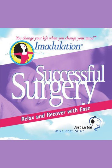 Successful Surgery - Relax and Recover with Ease - cover