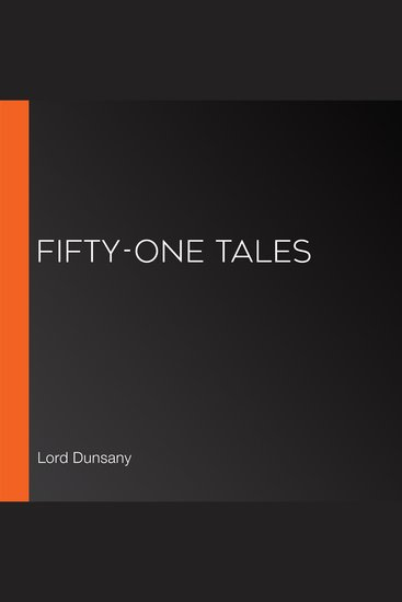 Fifty-One Tales - cover