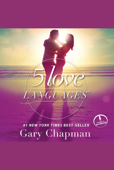 The 5 Love Languages - cover