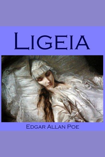 Ligeia - cover