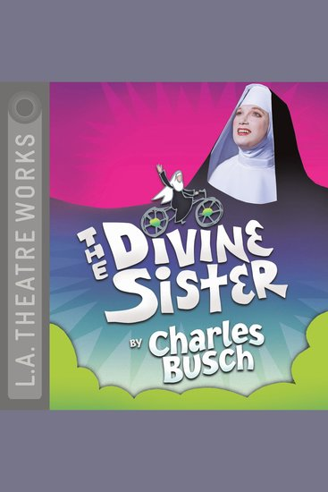 The Divine Sister - cover