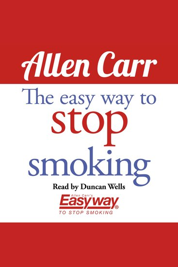 The Easy Way to Stop Smoking - cover