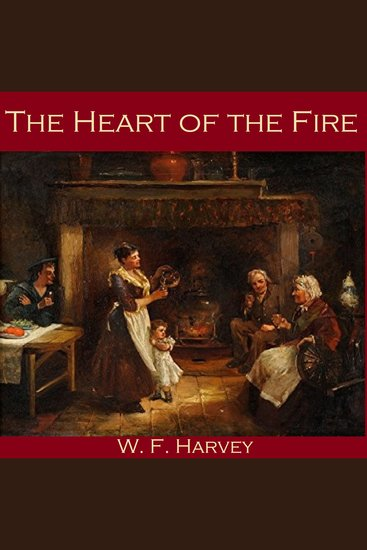 The Heart of the Fire - cover
