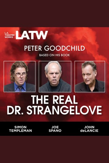 The Real Dr Strangelove - cover
