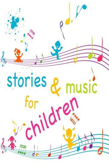 Stories and Music for Children - cover